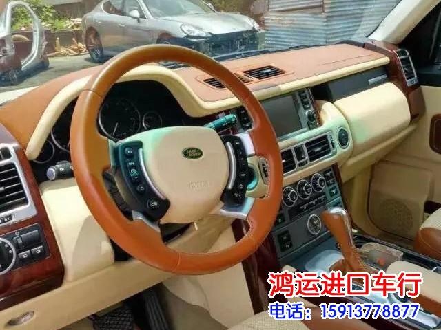 2012路虎揽胜加长皇家一号