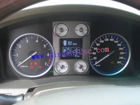 全新进口车凌志570中东版 高清图片