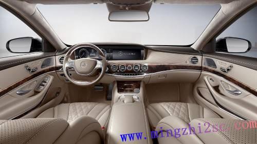 2014款奔驰s500l进口全新车