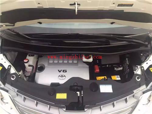 准新15款丰田阿尔法3.5高清图片